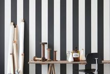 Addicted to stripes & feature walls