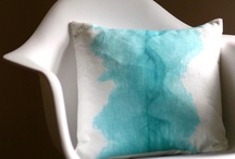 {Home} Pillows, Curtains & Rugs / by Shannon Oleyar