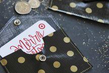 Coin purse & bags / by Karla Ileana Rangel