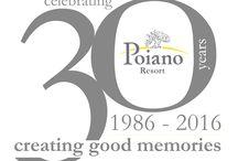 Poiano...celebrating 30 years creating good memories