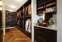 Home design closet