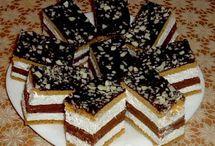 Mézes sütemények