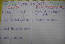 Kindergarten {Daily 5} / by Lindsey Desormeaux