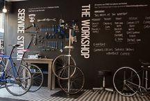 Bike shop ideas