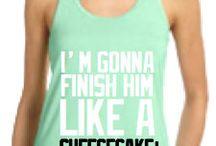 workout clothes / by Melanie Brickner