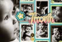 Scrapbooking ideas  / by Lisa Atherton Stunger