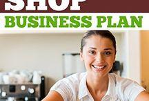 coffee shop business plan