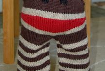 knitting and crochet projects