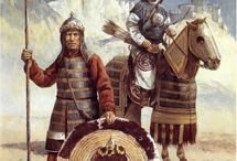 East Asian Warriors