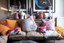 Design - Living spaces / Living space ideas.