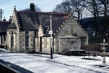 Pitlochry Railway Station