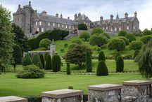 Castillos Escocia