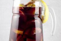 Настойки и алклгольные напитки