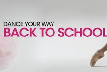 Back to School with Capezio / by Capezio Europe
