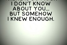 snuffenough / you should never know..