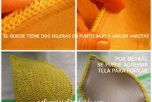 cubrir copa corpino crochet
