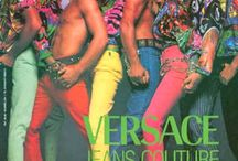 Versace Ad Images / by Saxon Looker