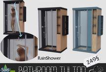 Cc sims4 salle de bain