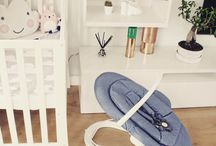 DOWNSTAIRS NURSERY / Adapting your downstairs space for a newborn