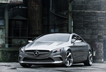Mercedes-Benz Concept Style Coupe / by Mercedes-Benz USA
