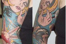 Arte na pele
