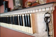 piano upcycle