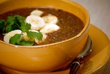 Succulent Soups / Healthy Soups to warm the soul and heal the body