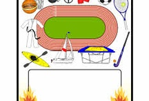 London 2012 Olympics Free Teaching Resources / by SparkleBox