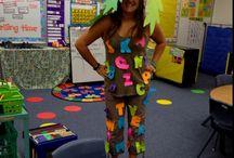 Teacher Costumes