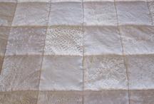 Mum's lace quilt