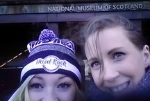 Hard Rock Cafe Edinburgh Street Team / The lovely guys and gals out rocking the streets of Edinburgh