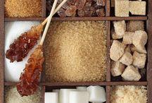 Low sugar foods / A board to add foods zero or almost zero sugar content.