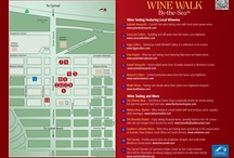 Wine Walk Carmel