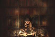 Magie de la lecture/Reading is fantastic