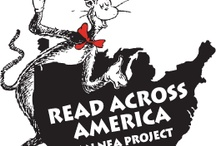 Read Across America / Read for the Trees and NEA's Read Across America.