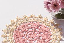 Crochet Doilies & Mandalas