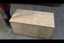 DIY: Storage chest