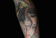 Tattoos / by Freina Sands