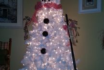 Snowman stuff / by Shelley Acker