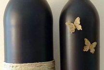дизайн бутылок