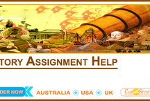 History Assignment Help Service
