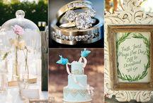 weddings ideas! / by Hannah Chapman