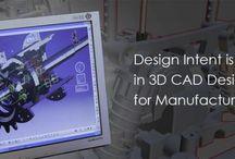 3D CAD Design & Modeling