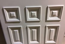 Close Up Of Superior Panelling  Range
