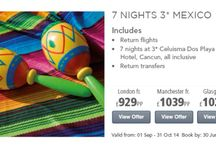 HOLIDAY OFFERS / Our offers- worldwide holidays