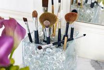 Organizador De Pincéis De Maquiagem