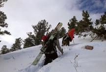 Skiing & Winter Craziness