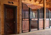 Horse Barn Ideas / by Katie Garner