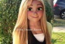 Rapunzel swag