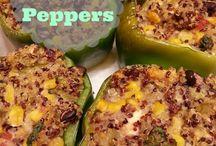 Healthy recipes / by Pamela Maxwell